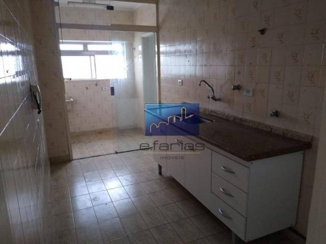 Apartamento com 3 dormitórios para alugar, 70 m² por R$ 2.500,00/mês - Vila Matilde - São  - Foto 6