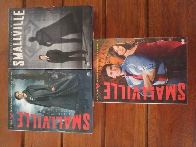 Dvds Box Smallville Original - Foto 2