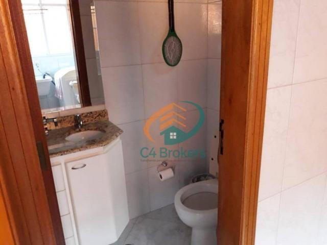 Sobrado com 3 dormitórios à venda, 165 m² por R$ 800.000,00 - Vila São Ricardo - Guarulhos - Foto 14