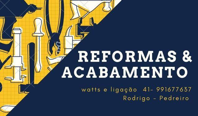 Reformas e acabamentos - Foto 3