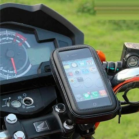 Suporte celular para motos