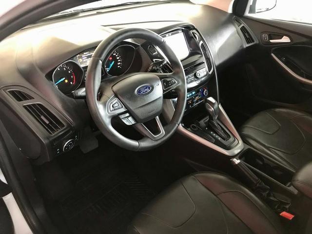 Focus Hatch 2.0 SE Plus 2018 Branco Garantia de Fábrica - Foto 9