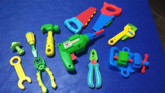 Conjunto de ferramentas novinhas - Foto 2