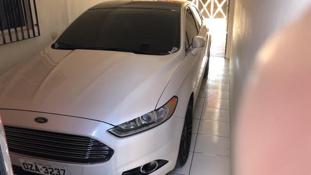 Ford fusion 2014/2014 fwd pra quem gosta de conforto e comodidade - Foto 3
