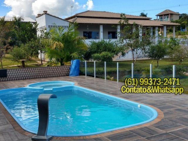 Casa no Lago Corumbá IV Condomínio Palmeiras - Foto 3