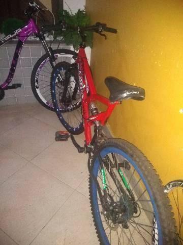 Colli bike aro 26 freio hidraulico - Foto 3