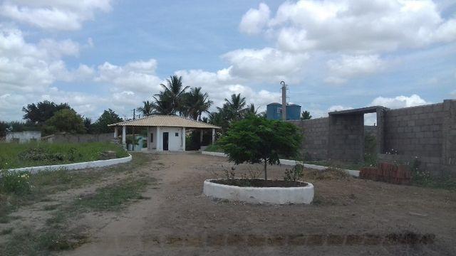 Sapeaçu Ville, Loteamento escriturado, 350 m², frente Rodoviária Sapeaçu, infraestrutura - Foto 5