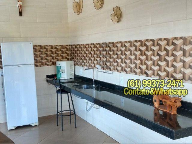 Casa no Lago Corumbá IV Condomínio Palmeiras - Foto 12