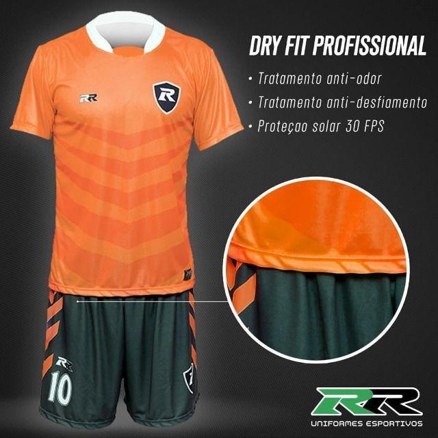 Uniformes de futebol personalizados - Foto 4