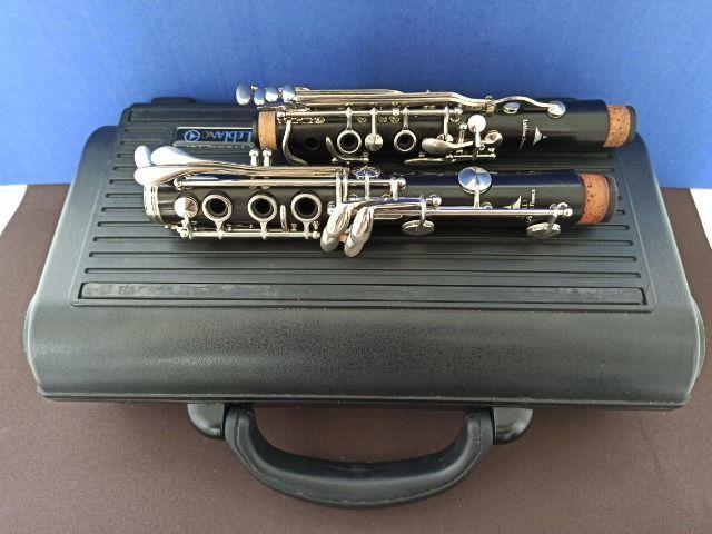 Clarinete Excepcional Leblanc France - Sup. Yamaha 450, Buffet E11 - Foto 5