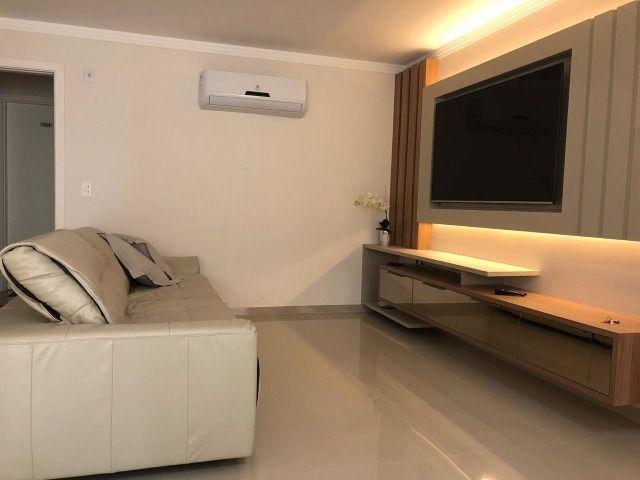 Apartamento à 300m mar com 02 dorms, novo, excelente mobilia!!! - Foto 5