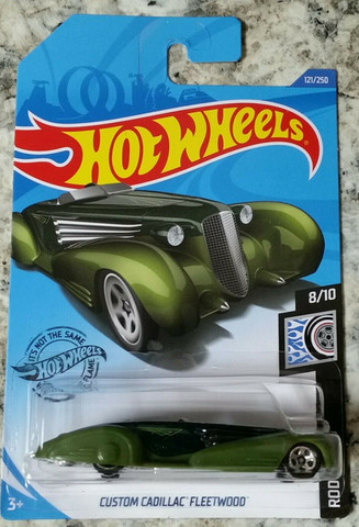 Hot Wheels 2020 - Custom Cadillac Fleetwood