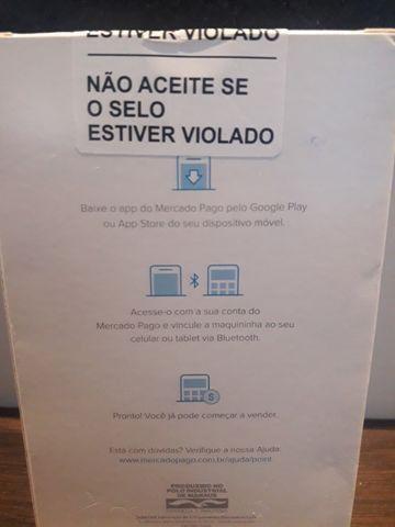 Maquininha cartão Nova - Foto 3