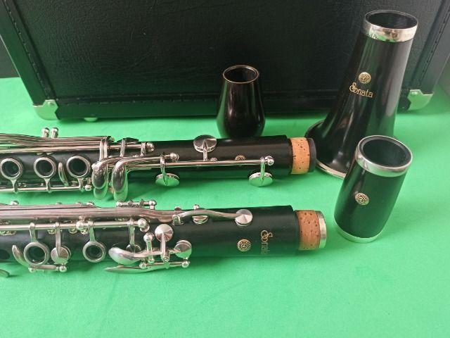 Clarinete Profissional Leblanc Sonata France - Foto 3