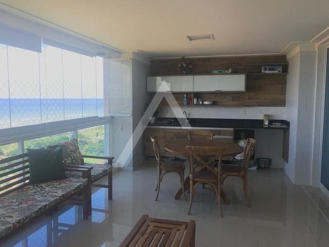 Apartamento mobiliado, nascente, andar alto 4 quartos em Patamares/Salvador-BA - Foto 3