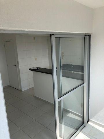 Apto dois quartos 1 suite -Lazer Completo Entrada 10 mil - Foto 7