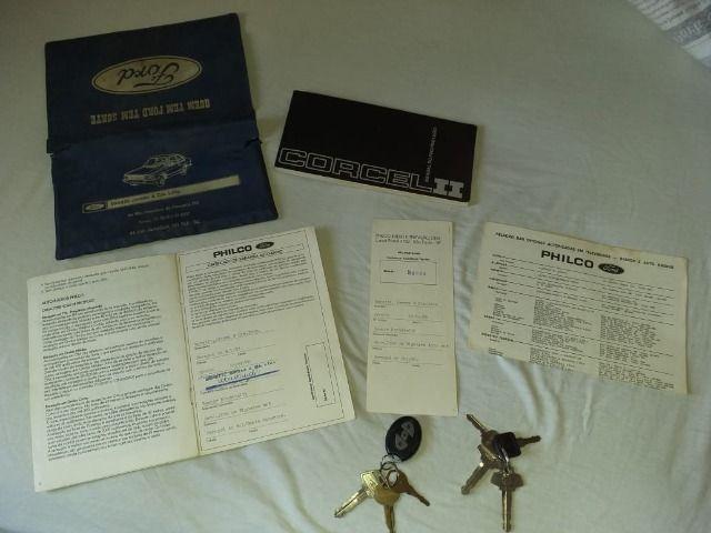 O corcel Ano 1980.todo Restaurado a três Anos - Foto 13