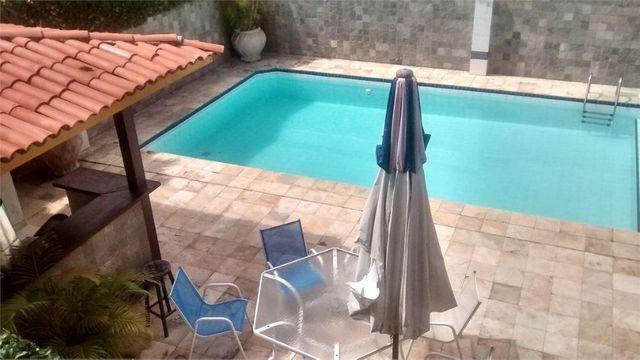 Casa De 640 m² 6/4 Com 2 Suites,2 Salas,5 Banheiros,Piscina No Cond.Vale Do Jaguaribe - Foto 16