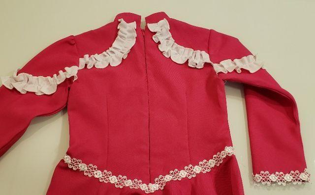 Vestido de Prenda - Foto 3
