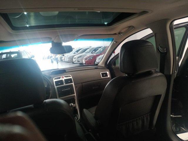 307 griffe sedan raridade, novo, automático - Foto 8