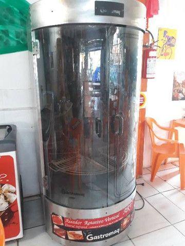 Máquina frango giratória gastromaq - Foto 2