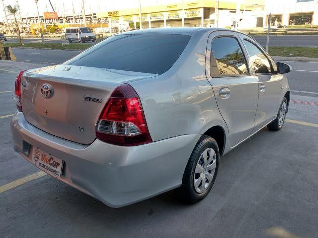 Toyota ETIOS X Sedan 1.5 Flex 16V 4p Aut. - Foto 4