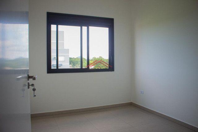 Edifício Vivere - Apto novo, 01 suíte + 02 quartos, 02 garagens, aceita veículo, na Avenid - Foto 11