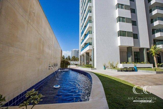 Apartamento com 3 dormitórios à venda, 114 m² por R$ 950.000,00 - Guaxuma - Maceió/AL - Foto 19