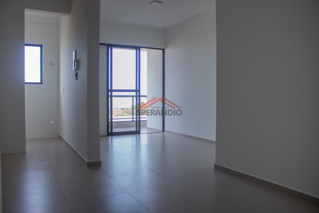 Edifício Vivere - Apto novo, 01 suíte + 02 quartos, 02 garagens, aceita veículo, na Avenid - Foto 2