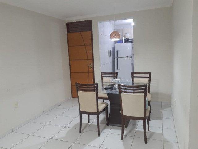Apartamento no Bancários, 02 quartos com varanda - Foto 6