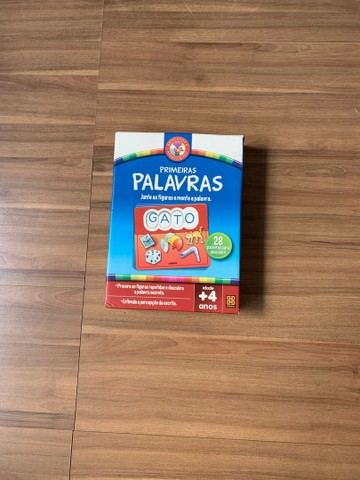 Kit de jogos educativos