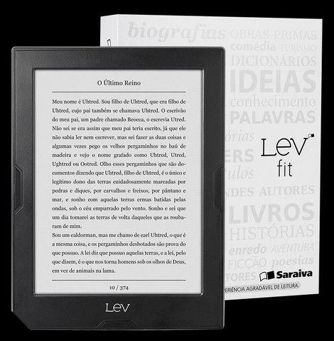 Leitor de Livros Digital Neo Saraiva  - Foto 2