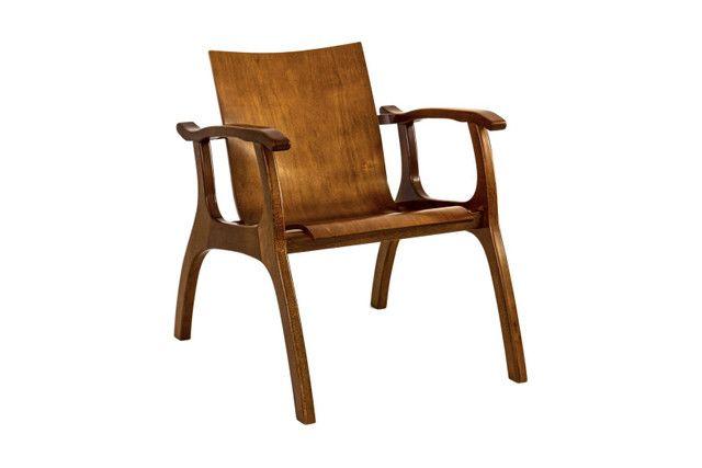 Impecavel- Poltrona madeira