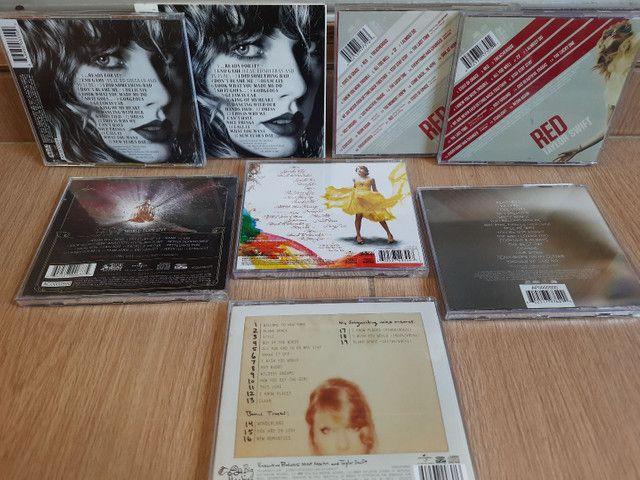 [CDs ORIGINAIS] TAYLOR SWIFT  - Foto 2