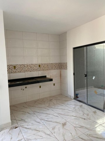 Casa novinha, para venda possui 62 metros quadrados com 2/4 Buena vista - Foto 2