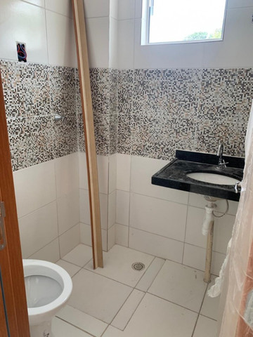 Apartamentos novos no Geisel com 2 quartos e vaga de garagem. Pronto para morar!!! - Foto 5