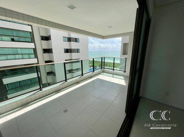Apartamento com 3 dormitórios à venda, 114 m² por R$ 950.000,00 - Guaxuma - Maceió/AL - Foto 11