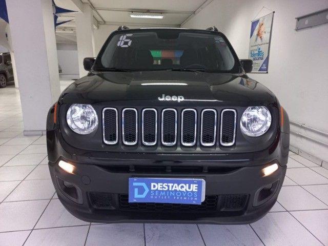 Jeep Renegade Sport 2016 Preto