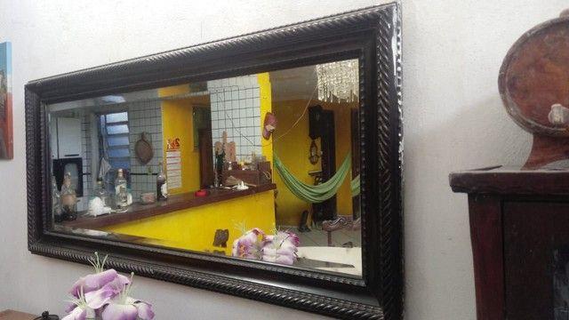 Espelho de cristal