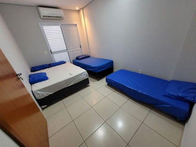 Apartamento mobiliado de TEMPORADA NOVINHO bem localizado em Cuiabá - Foto 19