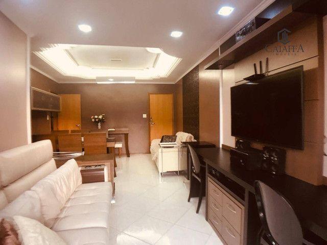 Apartamento com 3 dormitórios à venda, 111 m² por R$ 449.000,00 - Alto dos Passos - Juiz d - Foto 2