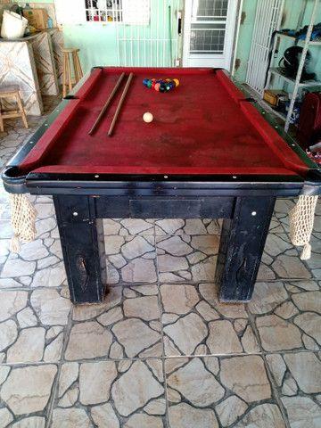 mesa de sinuca/ bilhar - Foto 2