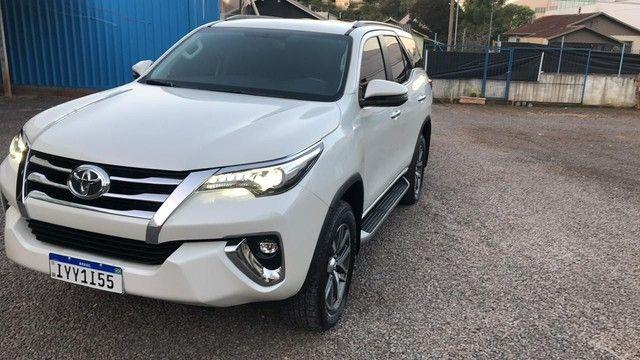 "Toyota Hilux sw4 diesel 4x4 srx ""abaixo da Fipe"" 7 lugares 2019 impecável!!! - Foto 6"