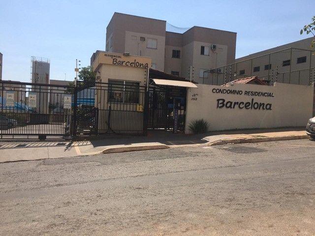Apartamento a venda no Edifício Barcelona Saída para Chapada dos Guimaraes