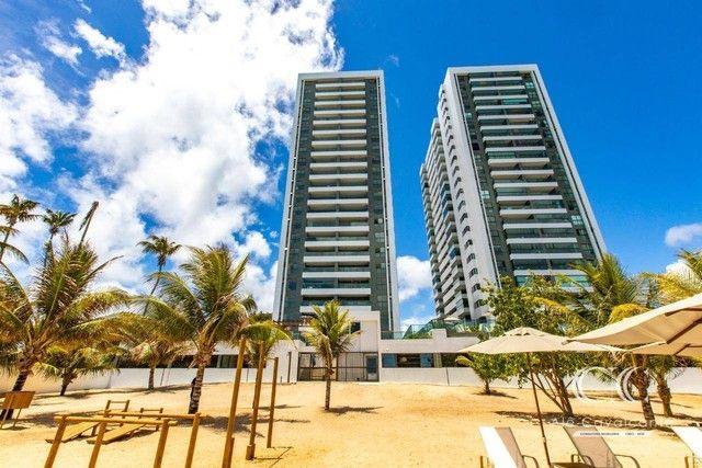 Apartamento com 3 dormitórios à venda, 114 m² por R$ 950.000,00 - Guaxuma - Maceió/AL - Foto 16