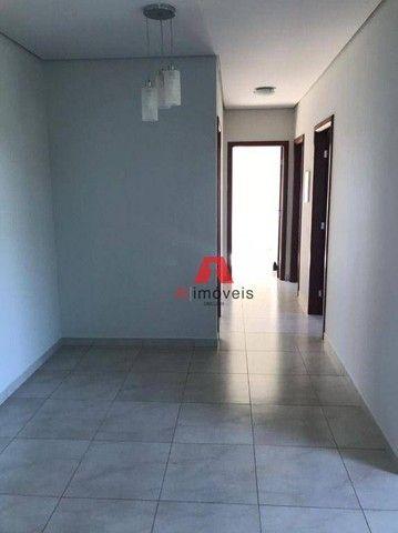 Apartamento com 3 dormitórios para alugar, 86 m² por R$ 1.600,00/mês - Jardim Tropical - R - Foto 3