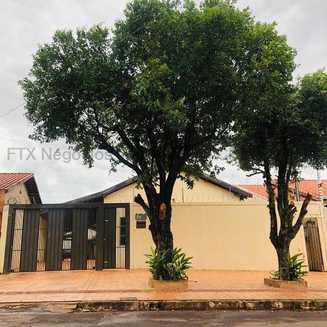 Casa à venda, 3 quartos, 3 vagas, Vila Ipiranga - Campo Grande/MS