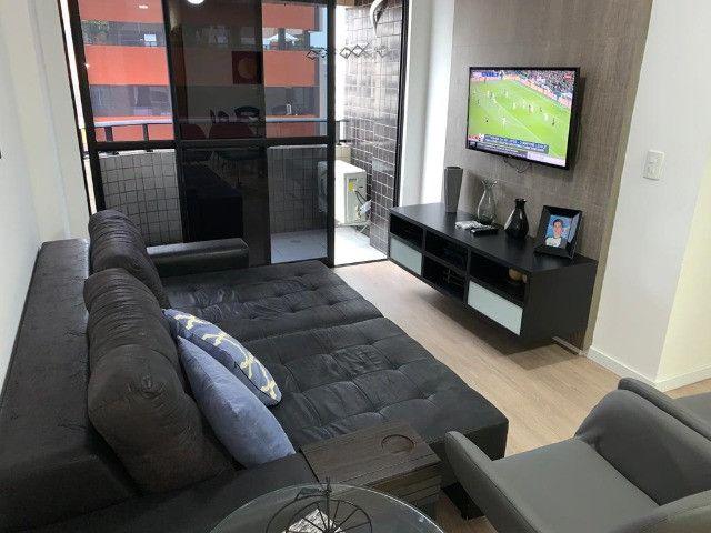 Apartamento 3 Quartos +DCE, Varanda, Completo de Armários - Ponta Verde - Foto 4