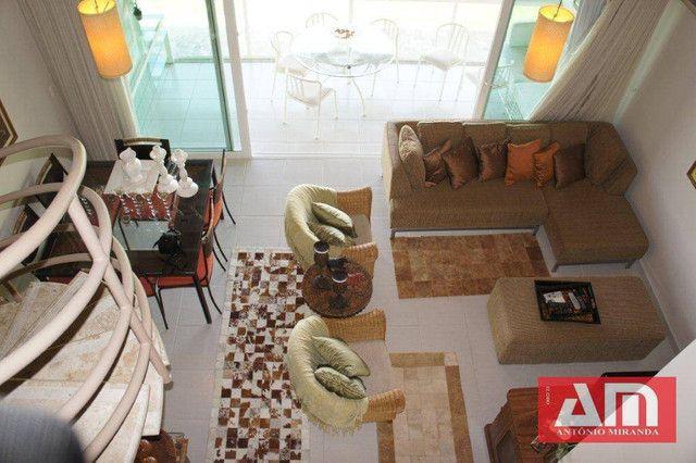 Vendo Excelente Flat mobiliado em condomínio com estrutura de lazer em Gravatá. - Foto 9