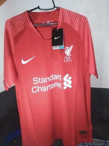 Camisa/time/Liverpool - Foto 4
